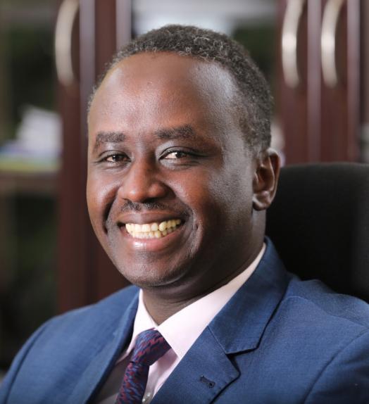 Mr Boniface Kamiti